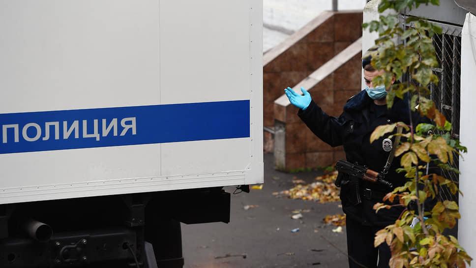 Дагестанские милиционеры распоясались в Москве