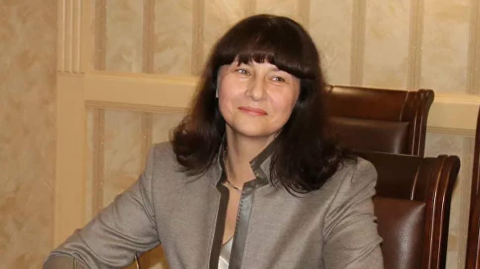Жена мэра Томска Галина Кляйн