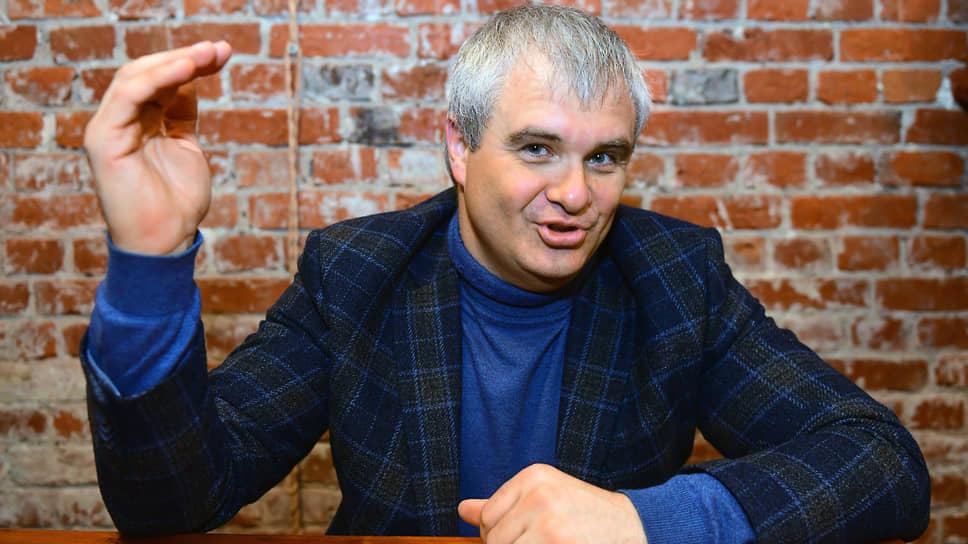 Российский предприниматель и общественный деятель Роман Путин
