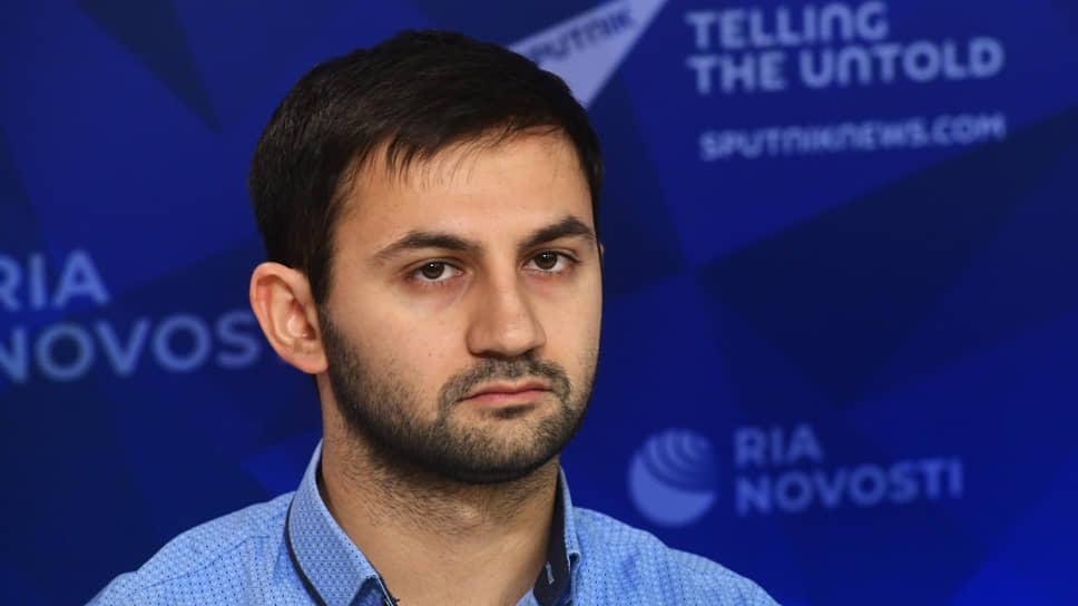 Менеджер ближневосточных проектов РСМД Руслан Мамедов