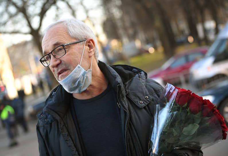Депутат Московской городской думы Евгений Герасимов