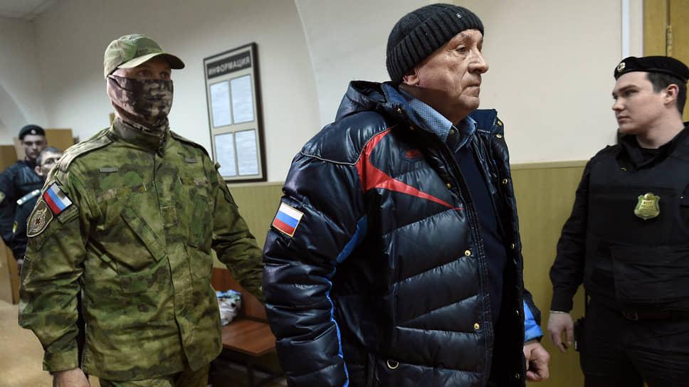 Бывший глава Удмуртии Александр Соловьев