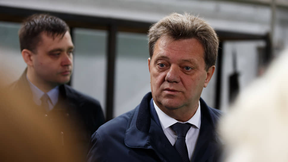 Арестованного мэра Томска отстранили от управления / Иван Кляйн на время следствия лишен своего поста
