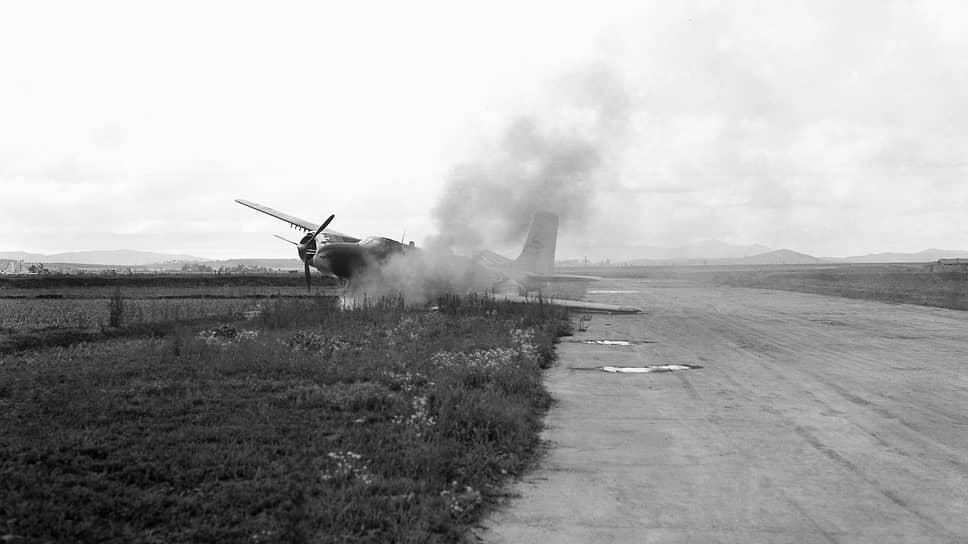 «Несколько летчиков попаданиями в эту щель были убиты»