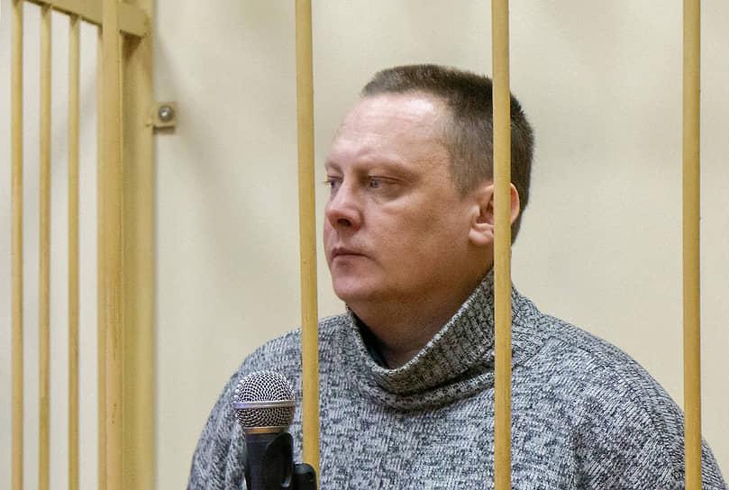 Бывший врио начальника исправительной колонии № 1 ФСИН России Дмитрий Николаев