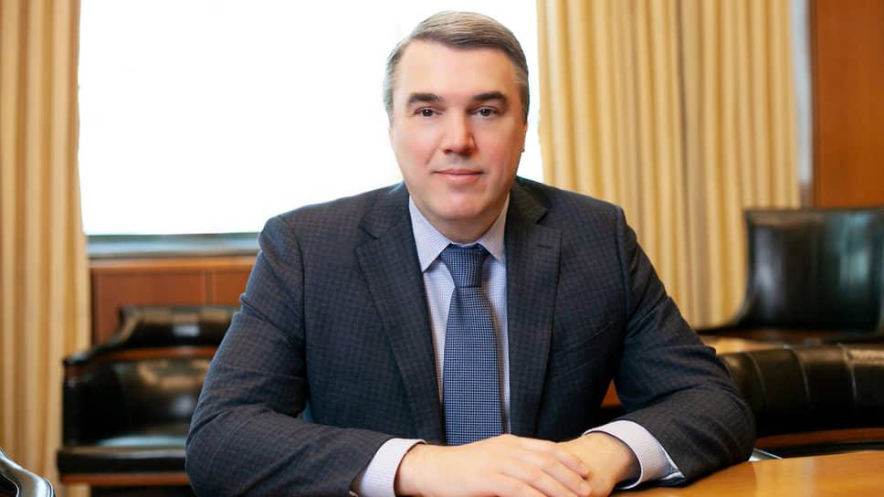 Глава Запсибкомбанка Александр Сурин