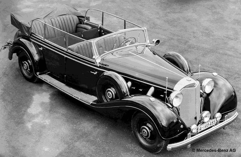 Mercedes-Benz 770K — автомобиль премиум-класса, выпускавшийся двумя сериями с 1930 по 1943 год. Его можно часто увидеть на архивных кадрах о высокопоставленных нацистских чиновниках до и во время Второй мировой войны. Среди владельцев автомобиля были японский император Хирохито, папа римский, рейхспрезидент Пауль фон Гинденбург, Адольф Гитлер, Герман Геринг, Вильгельм II, фельдмаршал Маннергейм