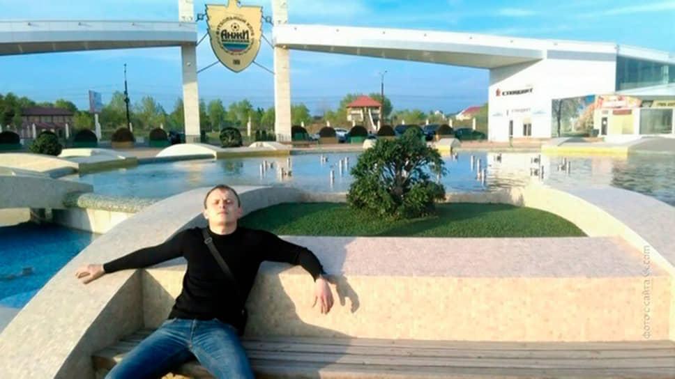 Начальник отделения управления уголовного розыска курского главка МВД Олег Голдинов
