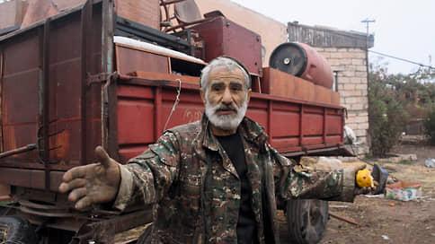 """Последний день Ухтасара / """"Ъ"""" увидел, как армянское село стало азербайджанской территорией"""