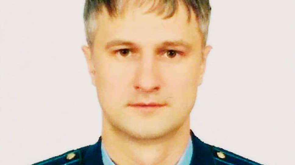 Бывший прокурор Новосибирска Денис Ференец