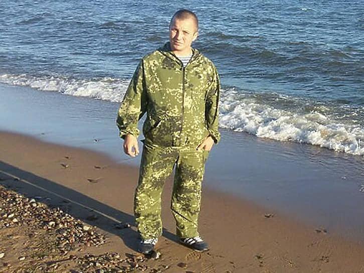 При этом погиб морпех-контрактник Александр Позынич (на фото)