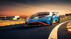 И в пир, и в мир  / Для чего создан Lamborghini Huracan STO