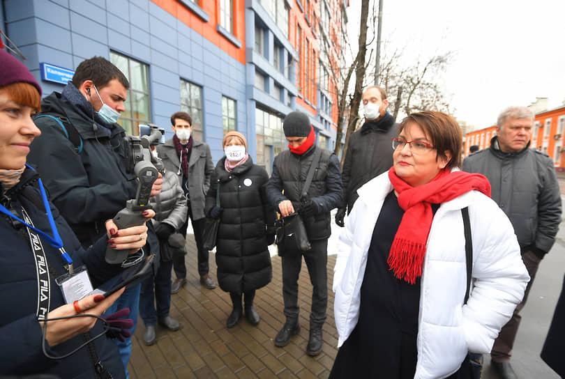 Столичный муниципальный депутат Юлия Галямина