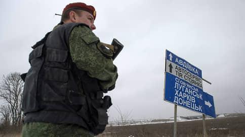 Донбасс и Киев спутали «дорожные карты»  / Переговоры по донбасскому урегулированию снова заблокированы