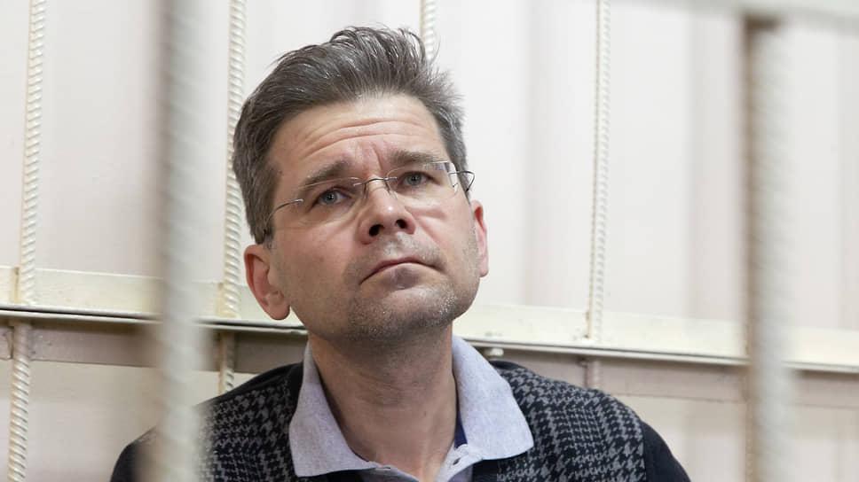 Бывший вице-премьер Башкирии Евгений Гурьев