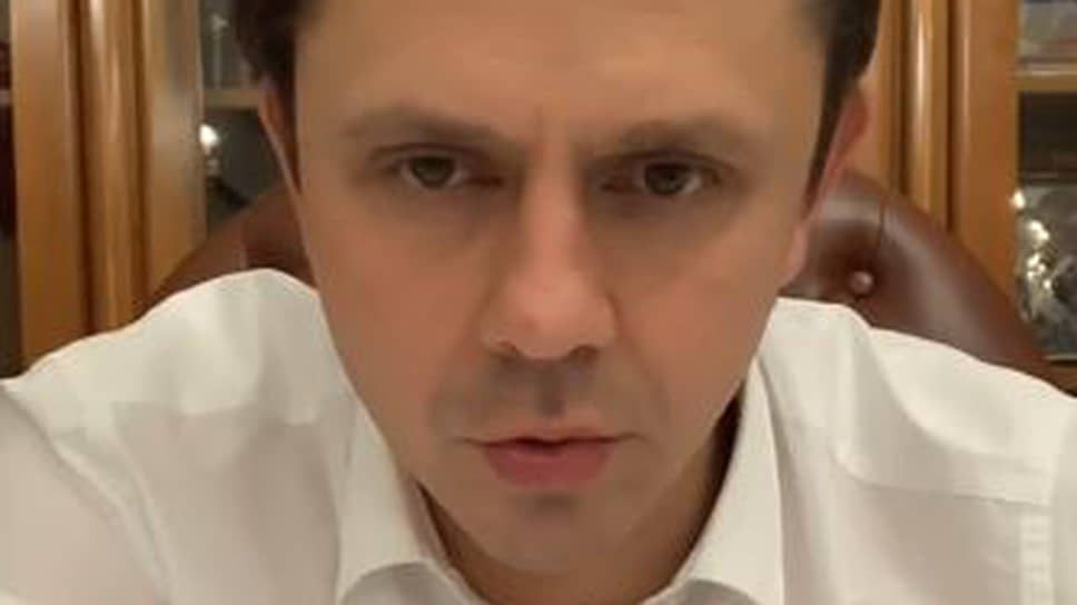 Губернатор Орловской области Андрей Клычков во время лечения продолжал работать удаленно