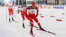 Российские лыжники разогрелись серебром и бронзой
