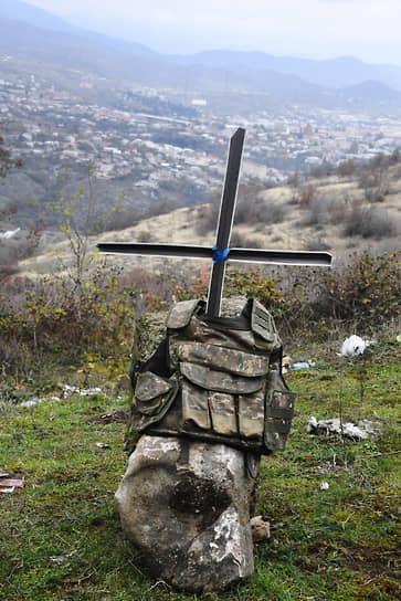 23 ноября. Степанакерт, Нагорный Карабах. Окрестности города