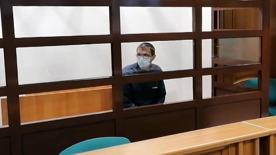 Осужденный Александр Комаров