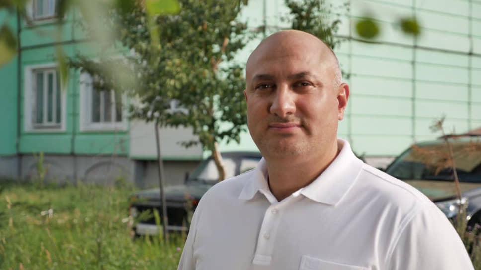 Депутат думы города Мегиона от «Единой России» Лечи Арсаев