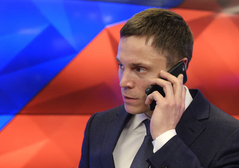 Глава федерального агентства по техническому регулированию и метрологии (Росстандарт) Алексей Абрамов
