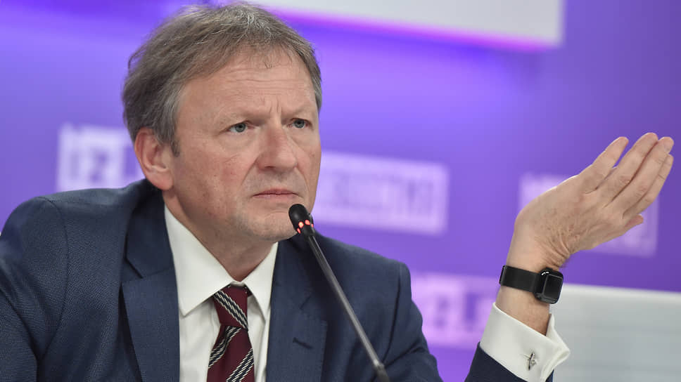 Уполномоченный по правам предпринимателей при президенте Борис Титов