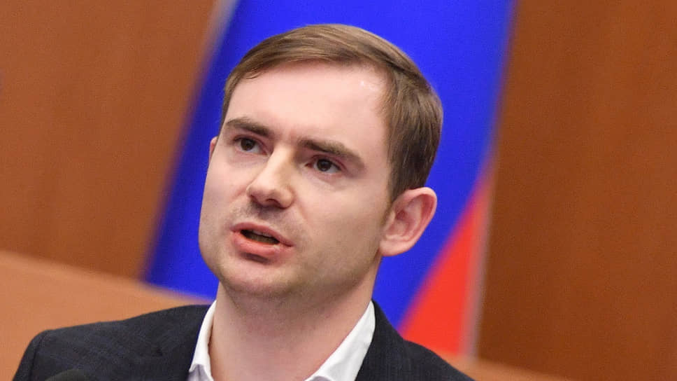Депутат Мосгордумы Максим Круглов