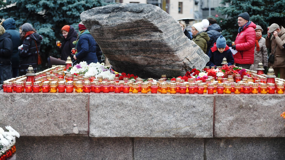 Акции вроде памяти жертв политических репрессий «Возвращение имен» могут оказаться без финансирования