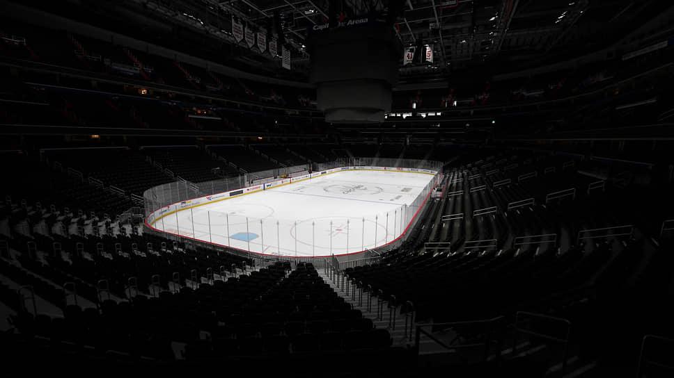 НХЛ откладывает старт
