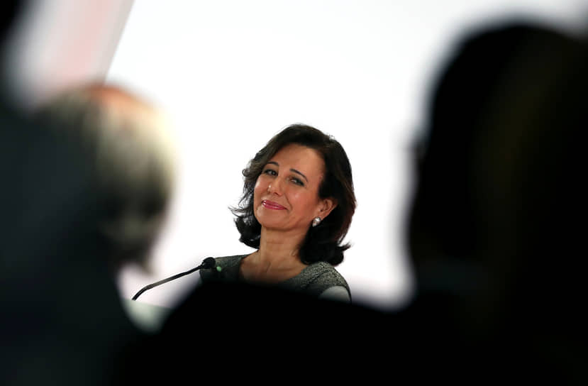 8 место — председатель совета директоров кредитно-финансовой группы Santander Ана Патрисия Ботин