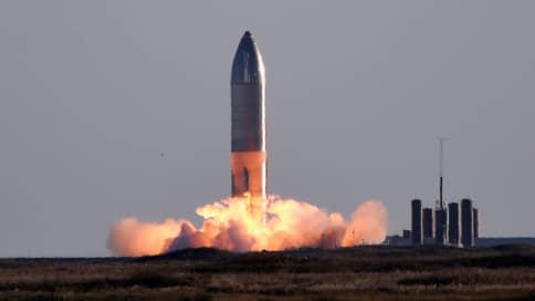 Прототип корабля SpaceX взорвался на испытаниях