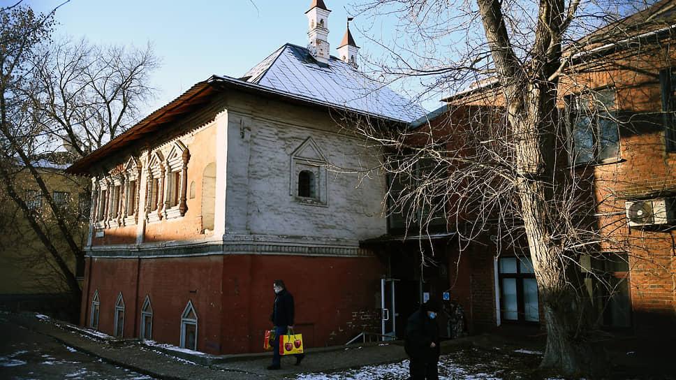Здание редакции научно-популярного журнала «Знание — сила»