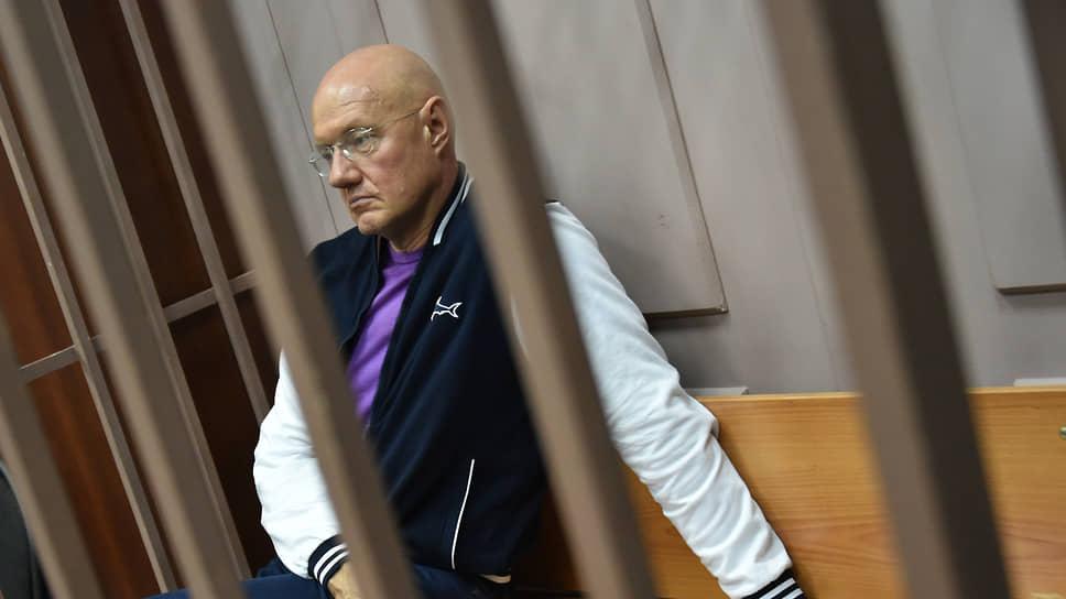 Бывший вице-премьер Крыма Виталий Нахлупин