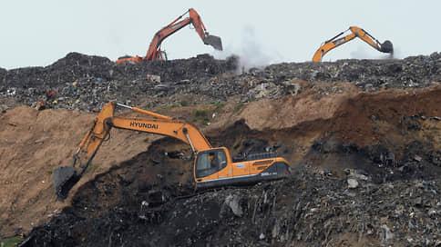 Мусор попал в переделку // Власти Московской области намерены реквизировать участок со свалкой