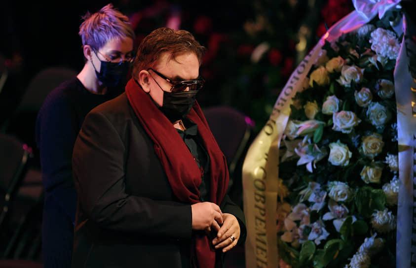 Актер Станислав Садальский