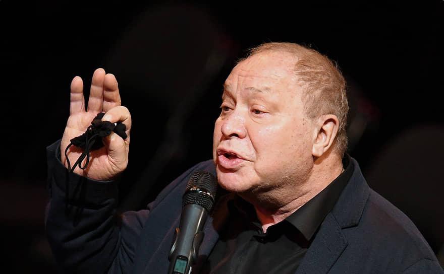 Главный режиссер театра «Школа современной пьесы» Иосиф Райхельгауз