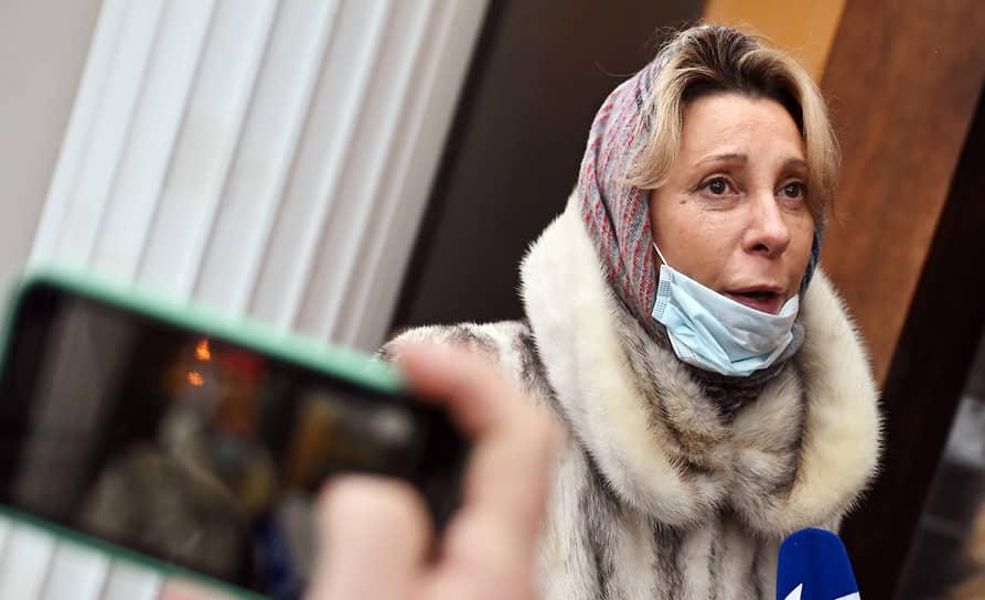 Актриса Юлия Рутберг