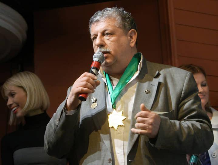 19 сентября умер телеведущий Михаил Борисов <br>Заметность: 813