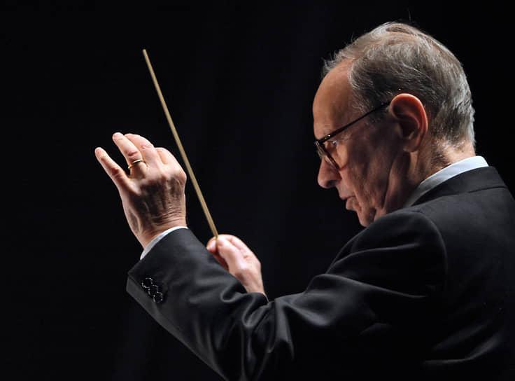 6 июля умер композитор Эннио Морриконе <br>Заметность: 571