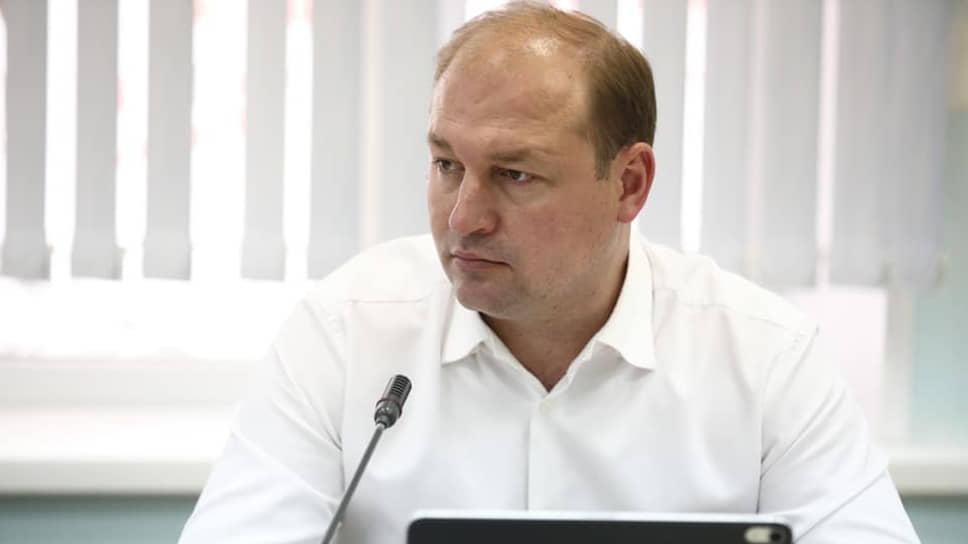 Бывший вице-премьер правительства Ульяновской области Михаил Семенкин