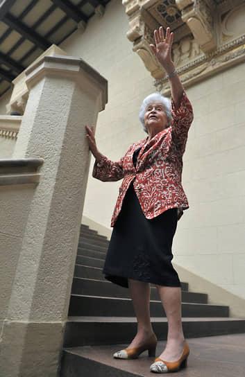 30 ноября скончалась президент ГМИИ им. Пушкина Ирина Антонова <br>Заметность: 699