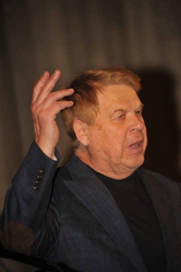 4 июня умер актер Михаил Кокшенов  <br>Заметность: 564