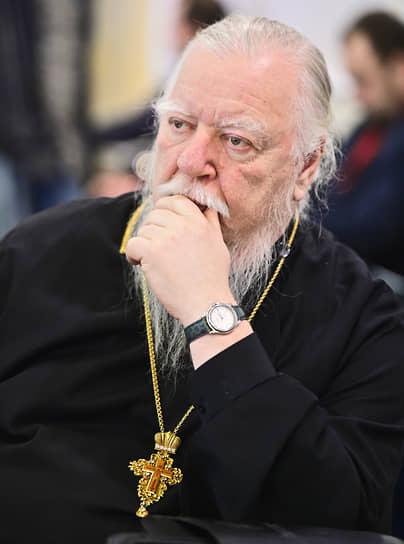 21 октября умер протоирей Дмитрий Смирнов <br>Заметность: 874
