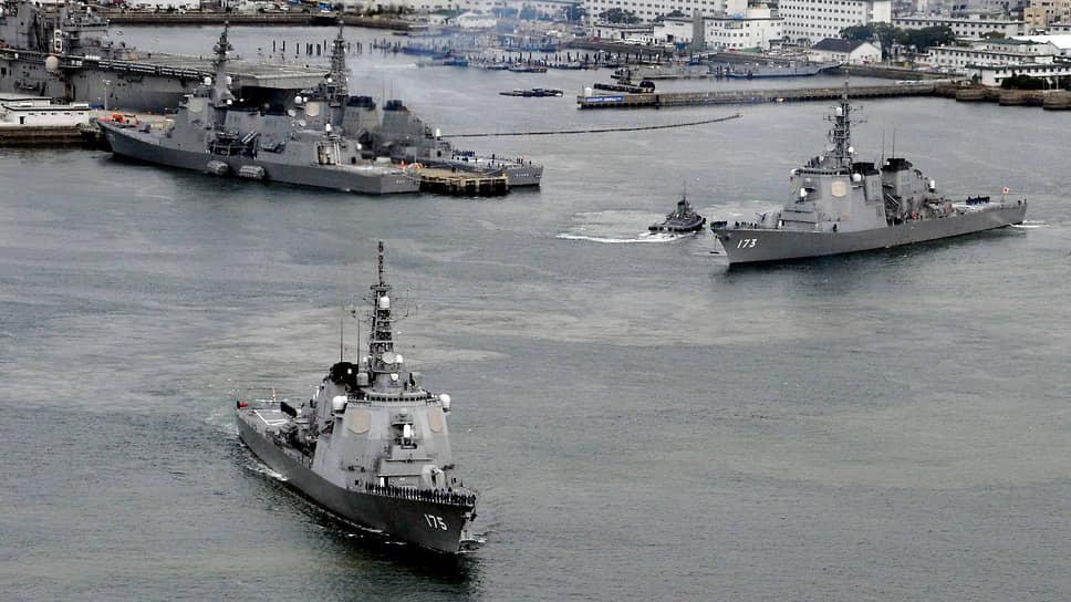 Японская ПРО уходит в свободное плавание