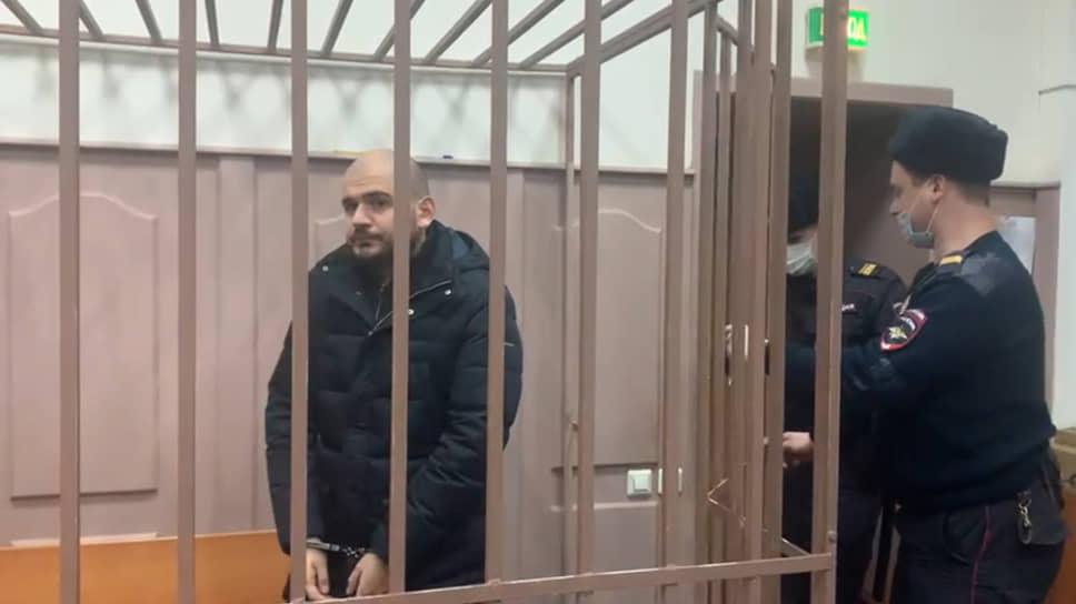 Бывший следователь СКР Левон Агаджанян