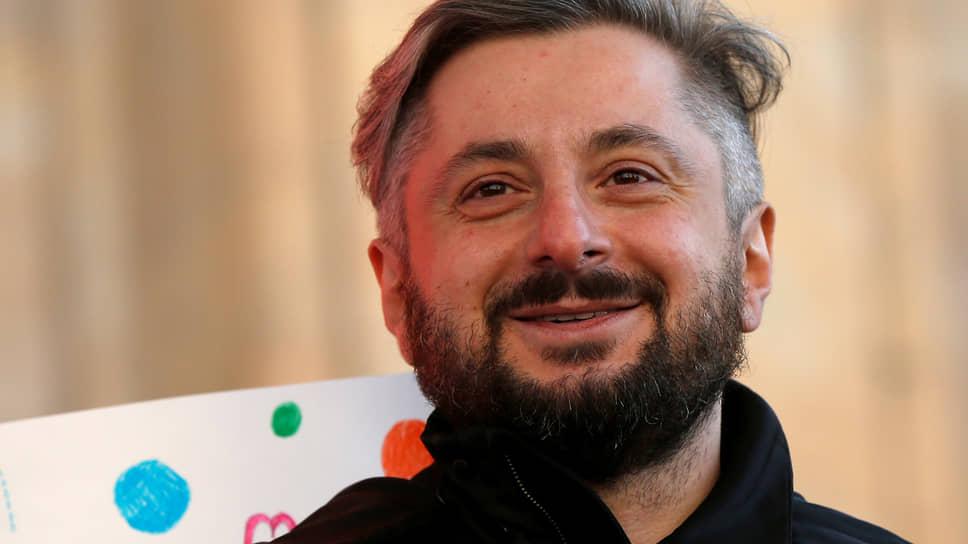 """Основатель самой крупной и влиятельной оппозиционной грузинской телекомпании """"Мтавари"""" Ника Гварамия"""