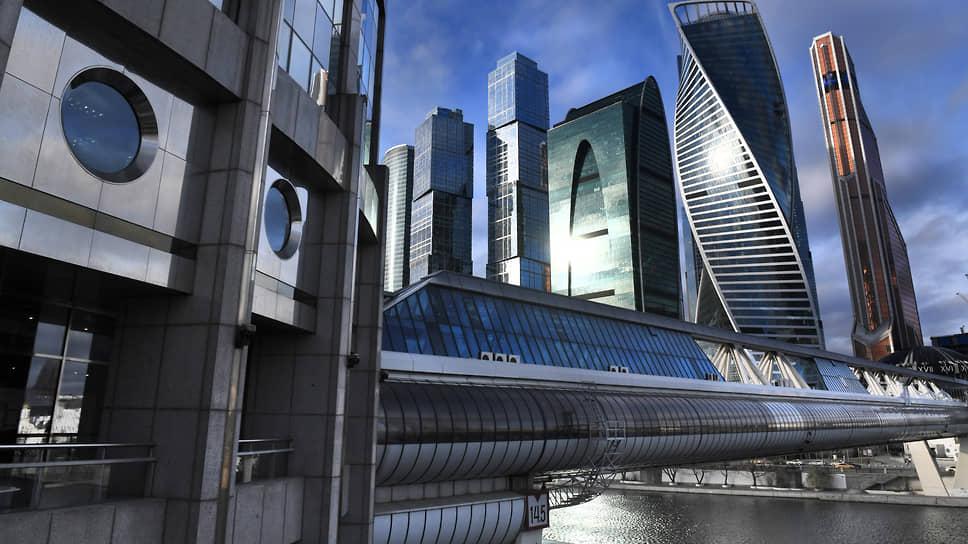 «Москва-Сити» добавят технологий