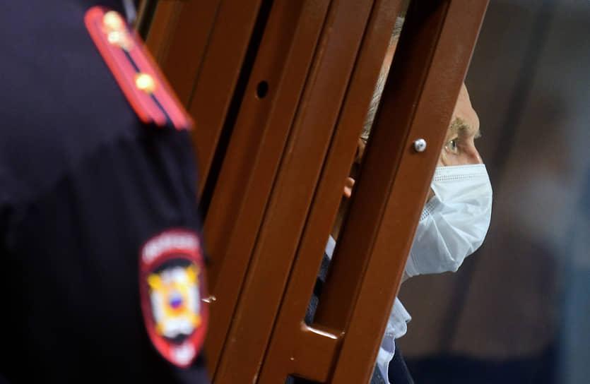 Санкт-Петербург. Оглашение приговора историку Олегу Соколову, приговоренному к 12,5 годам колонии за убийства аспирантки и хранение оружия
