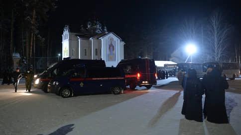 Сергия взяли в мирском порядке  / Бывший схимонах не признал вину в склонении последователей к суициду