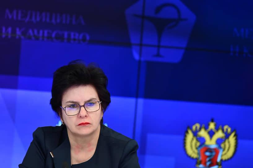 9 апреля. Директор департамента проектной деятельности Минздрава Алла Самойлова назначена руководителем Росздравнадзора